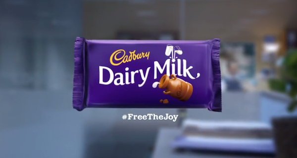joyville cadbury's global campaign It follows the release of cadbury dairy milk's joyville tvc demonstrating platform and global campaign to attract in london and saatchi.