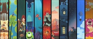 The Pixar Storyline