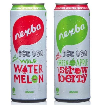 First steps to the brand, Nexba