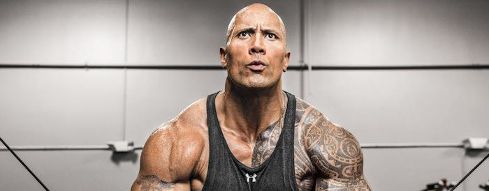 under armour the rock. droga5: wake up with the rock beside you under armour