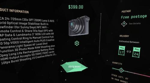 eBay Myer VR department store 1