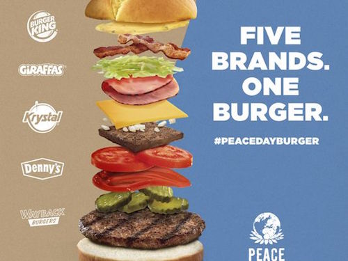 peace day burger