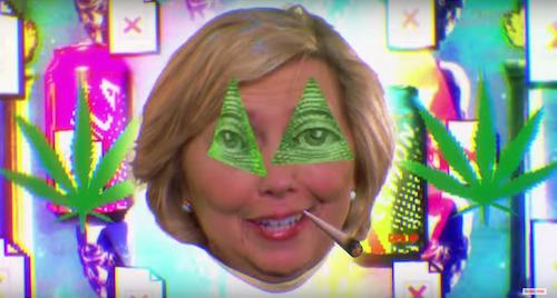 Hillary Clinton Meme Queen 4
