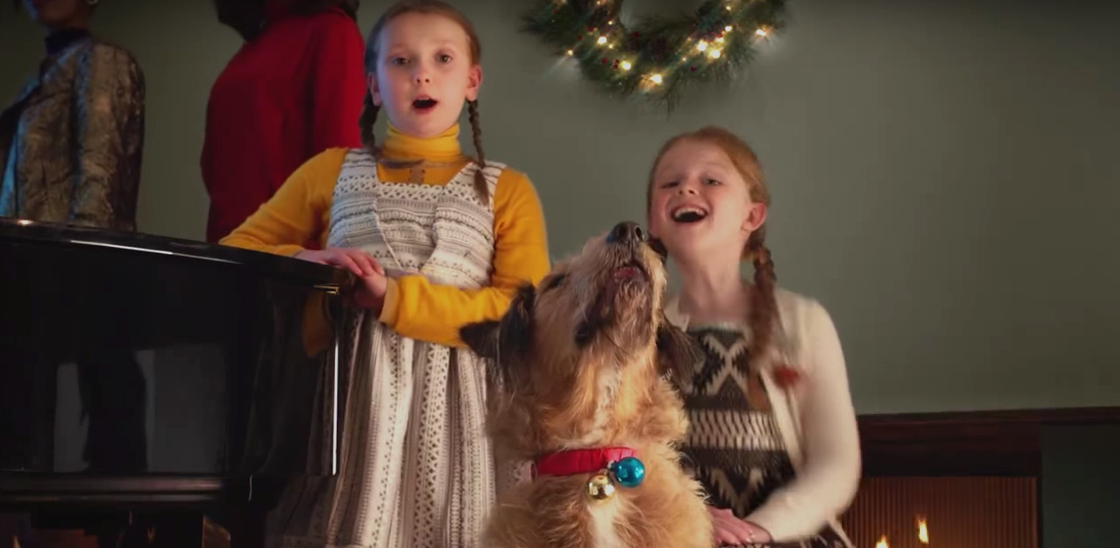 Wieden Kennedy Tk Maxx Presents The Christmas Singalong