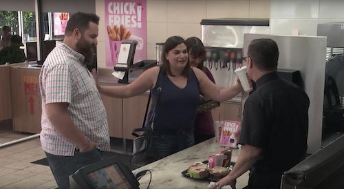 David the Agency Miami: Burger King provokes women with its double