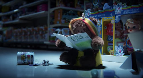 Cossette Kicks Off Its New Walmart Account With Teddy's